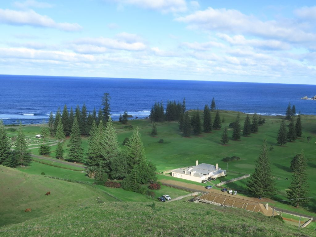 Work and Play on Norfolk Island – Week 1