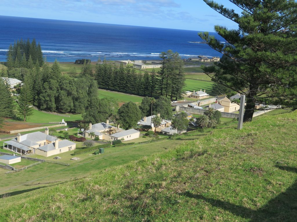 Work and Play on Norfolk Island – Week 2